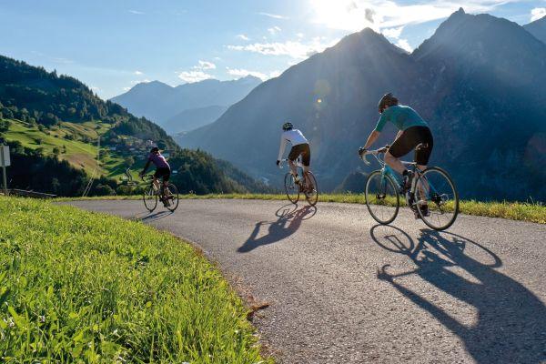 Remote biking trails - Holiday in the holidayregion TirolWest